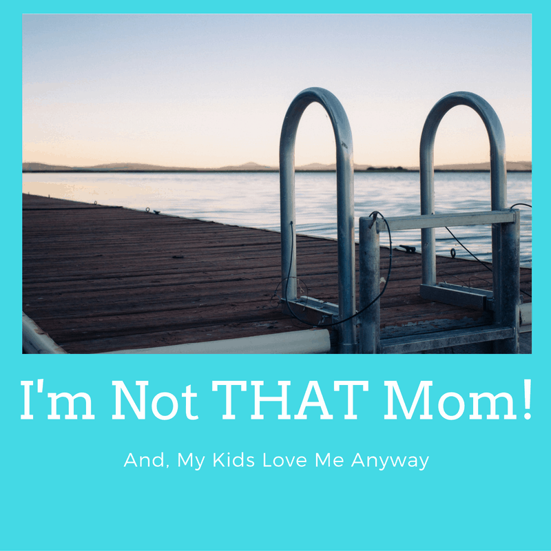 Here's some encouragement when you feel like you can't compete as a mom.