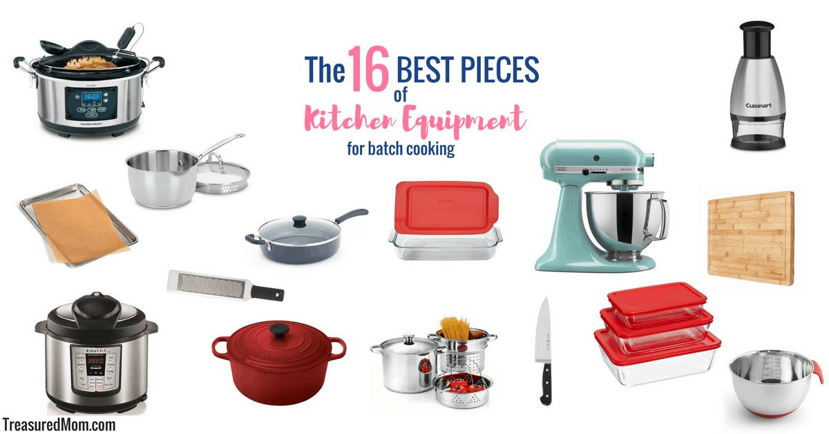 the best kitchen equipment for batch cooking treasured mom. Black Bedroom Furniture Sets. Home Design Ideas