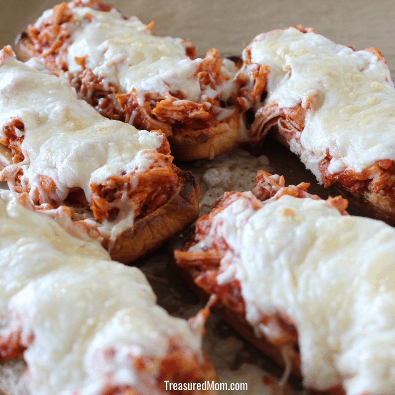 Chicken Parmesan
