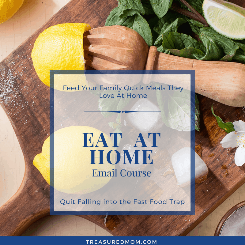 Eat At Home Email Course